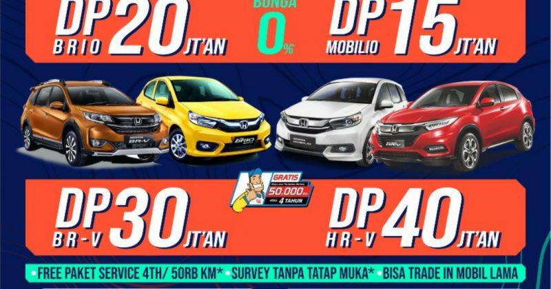 Promo Honda Semarang Oktober 2020