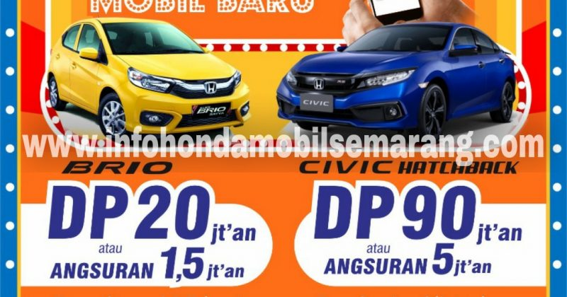 PROMO WEEKEND SALE HONDA GAJAHMADA
