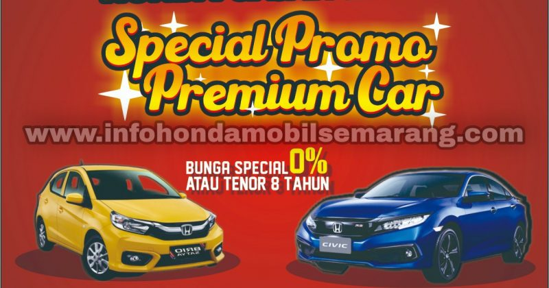 WEEKEND SALE HONDA GAJAHMADA