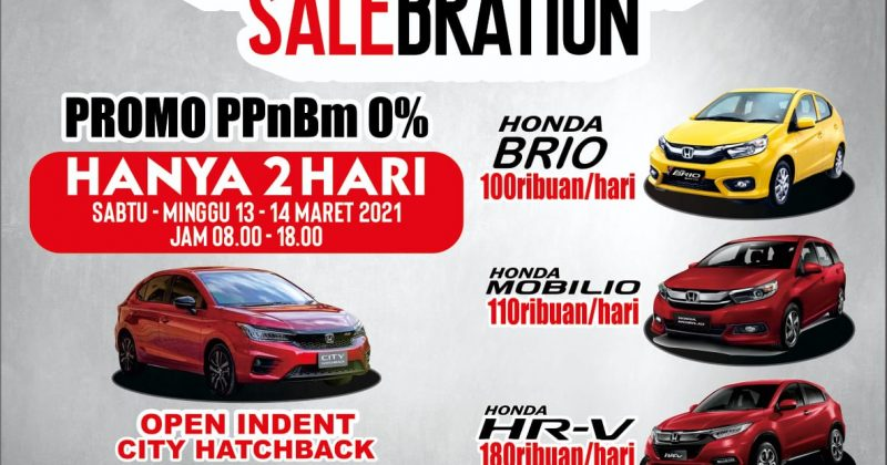 HONDA GAJAHMADA SALEBRATION