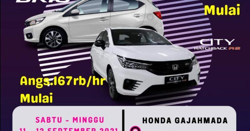 Honda September Ceria
